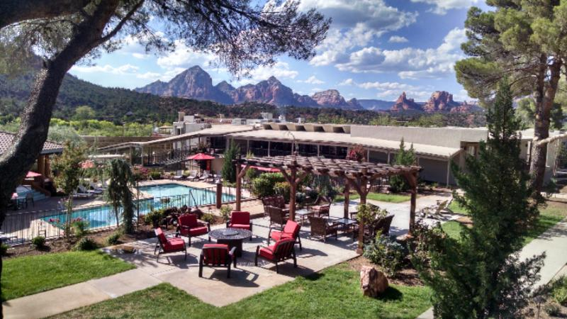 Arabella Hotel Sedona 1 of 15