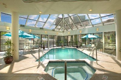 Our Heated Indoor Pool 3 of 6