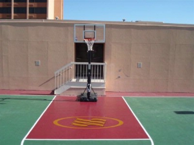 Crowne Basketball Court 12 of 17