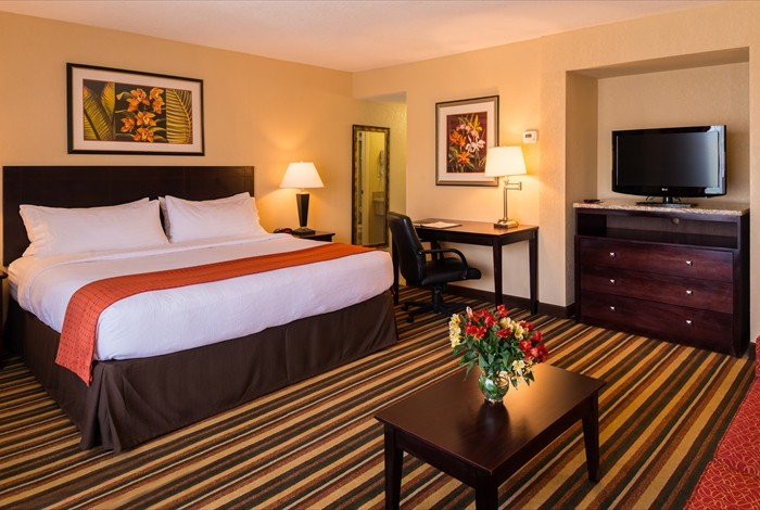 King Bed In Our Deluxe Accommodations 4 of 29