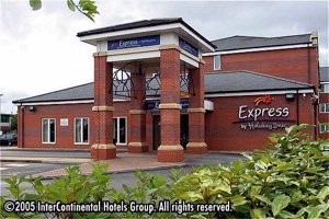 Holiday Inn Express Gloucester South M5 Jct.12 1 of 5