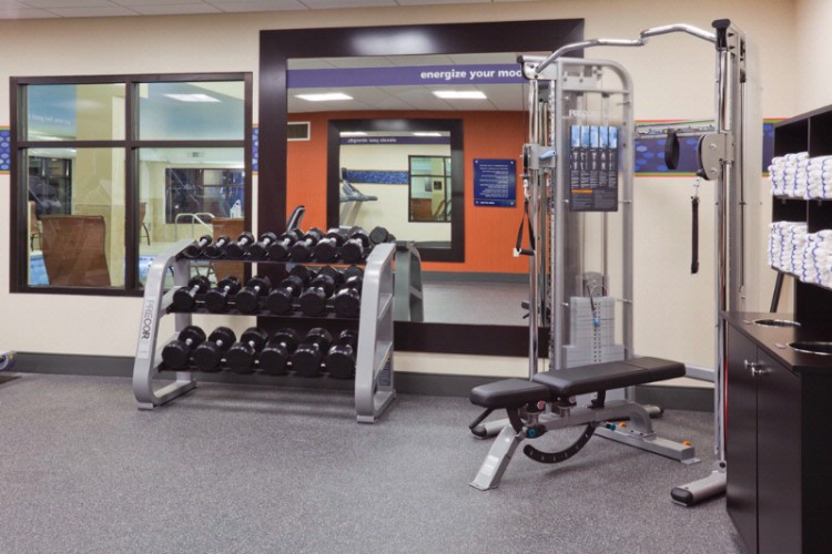24 Hour Fitness Center 12 of 16