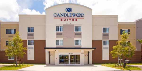 Candlewood Suites Jacksonville East 1 of 12