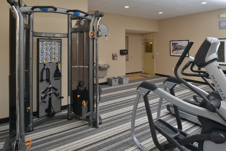 Candlewood Suites Eugene Springfield Fitness Center 10 of 11