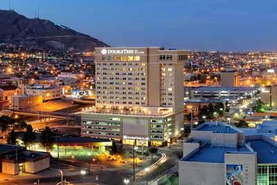 Doubletree by Hilton El Paso Downtown / City Cente 1 of 8