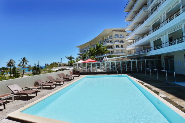 Hilton Noumea Pool 3 of 12