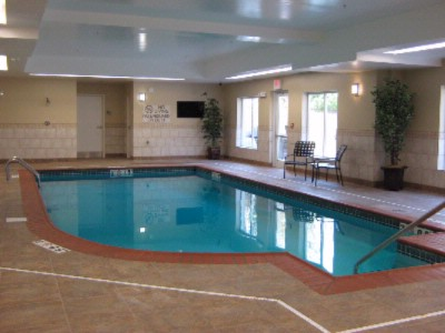 Indoor Pool & Whirlpool 7 of 26