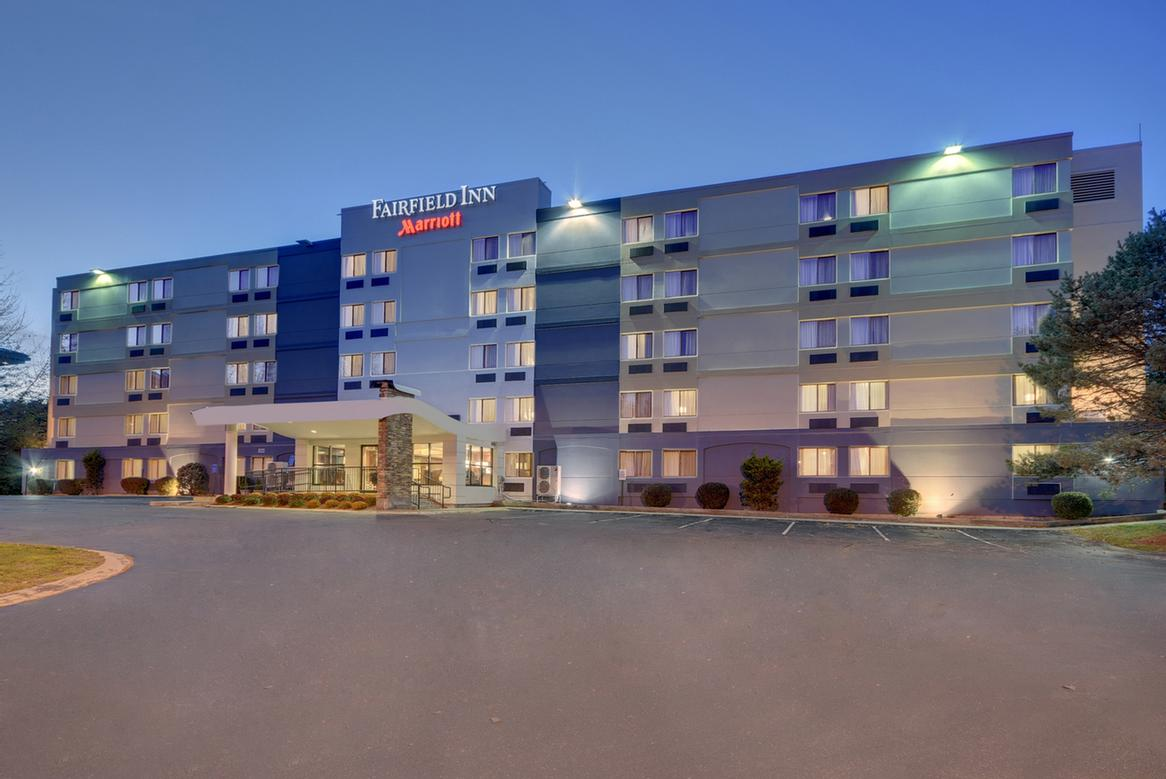 Fairfield Inn by Marriott Tewksbury / Andover 1 of 11