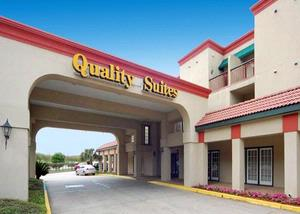 Quality Suites Bluebonnet Centre 1 of 8