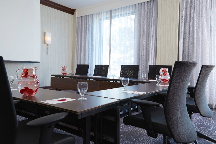 Meet In Style In Our Comfortable Boardrooms 12 of 15