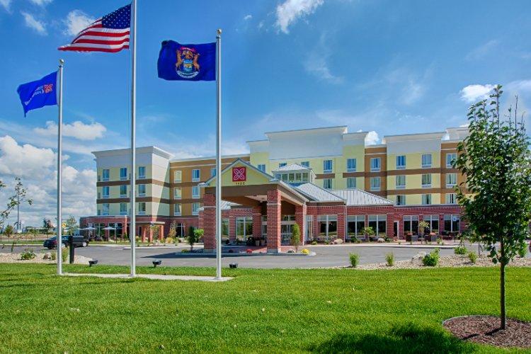 Hilton Garden Inn Benton Harbor St Joseph 1300 Cinema Way Mi 49022