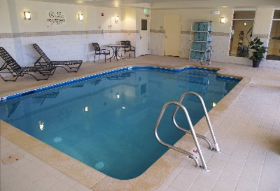 Enjoy Splashing Around In Our Indoor Heated Pool! 5 of 9