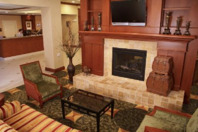 Get Cozy & Comfortable In Our Pavillion Lounge! 9 of 9