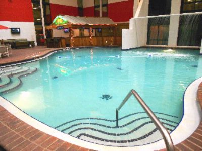 Inside Of Hotel/ Indoor Pool 5 of 12