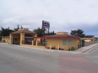 Image of Howard Johnson Express Inn Monterey Seaside