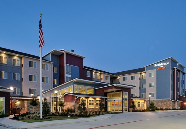 Houston Residence Inn Northwest / Cypress 1 of 11