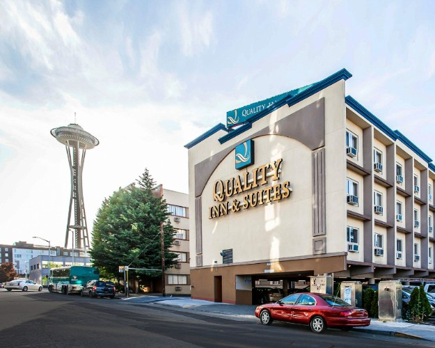 Quality Inn & Suites Downtown Seattle