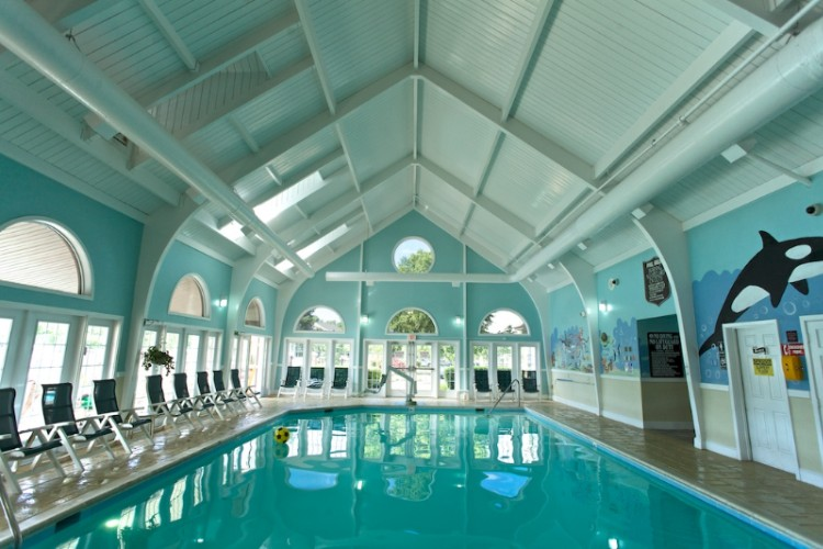 Indoor Swimming Pool 11 of 14