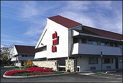 Exterior Of The Red Roof Inn 2 of 6