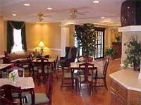 Baymont Inn of Ormond Beach Fl Continental Breakfast Area