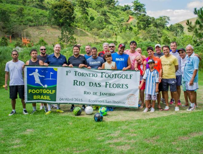 Torneio De Footgolf San Thomaz 14 of 16