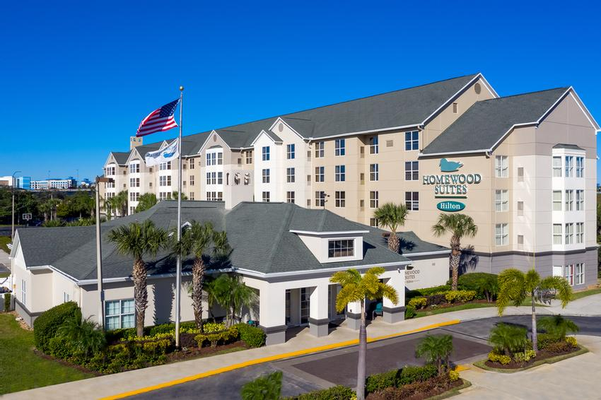 Homewood Suites By Hilton Orlando Nearest To Univ Studios 5893 American Way  Orlando FL 32819