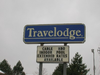 Travelodge Sign 4 of 4