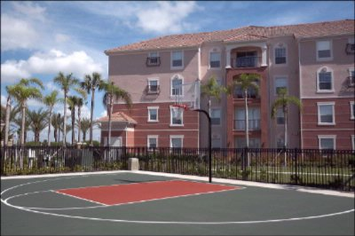 1/2 Basketball Court 9 of 30
