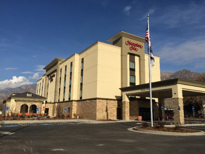 Hampton Inn Brigham City 2 of 2