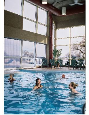 Indoor/outdoor Pool 10 of 11