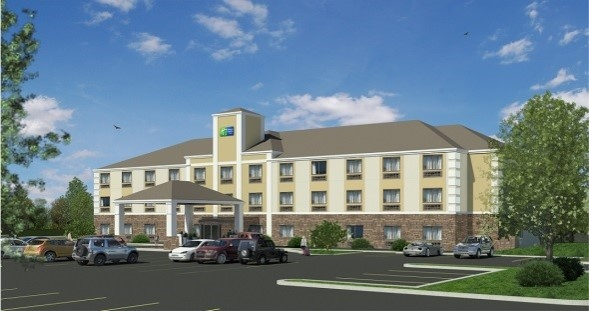 Holiday Inn Express in Marshall 1 of 7