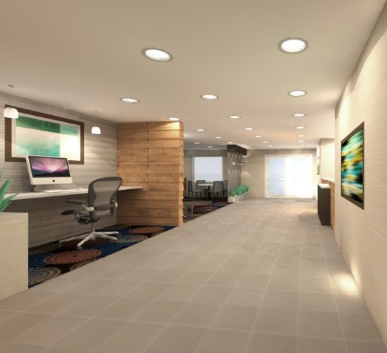 Lobby-Rendered 7 of 7