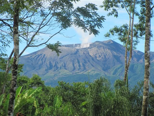 Overlooking The Volcano Rincon De La Vieja 7 of 16