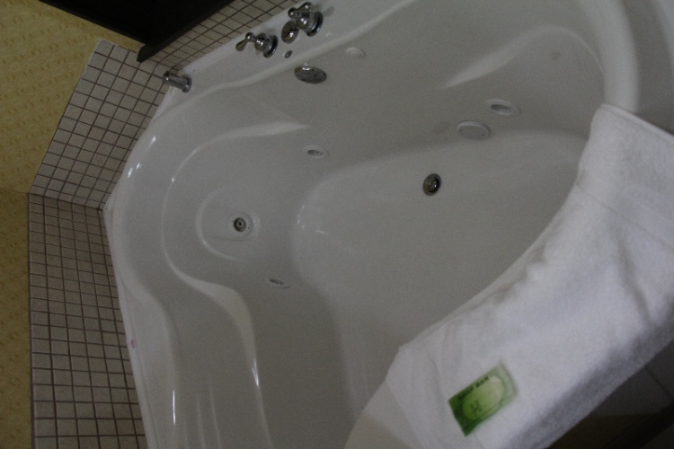 Some Of Our Guest Rooms Include An In-Room Whirlpool Tub Just The Right Size For 1 Or 2 People. 22 of 24