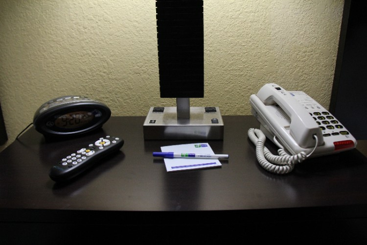 We Provide Many Convenient Desk-Level Outlets In Each Of Our Guest Rooms And Suites. 24 of 24