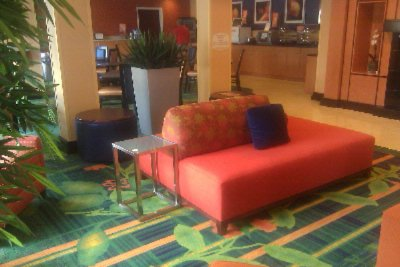 Come Relax In Our Lobby 5 of 7