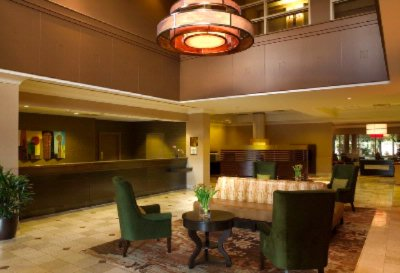 Our Upscale Lobby Welcomes You 5 of 13