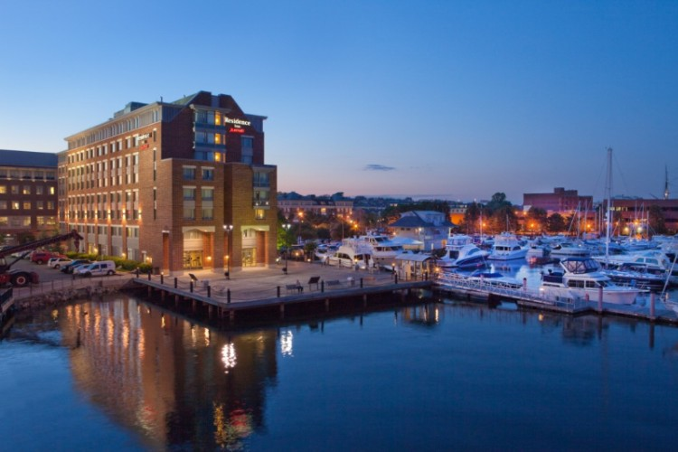 Residence Inn Boston Harbor on Tudor Wharf 1 of 26