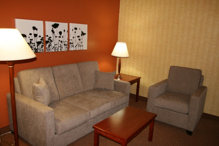 Suites Available With Pull Out Sofa Beds 11 of 16