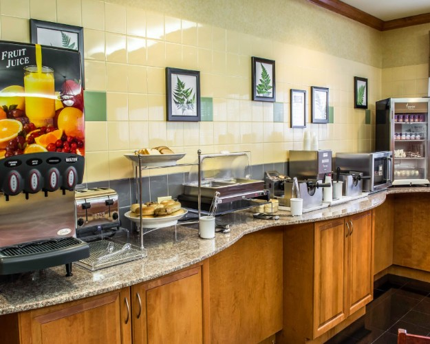 Enjoy A Full Hot Complimentary Breakfast 5 of 16