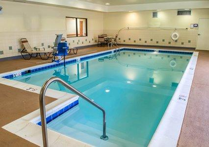Enjoy A Nice Dip In Our Indoor Heated Pool 7 of 16