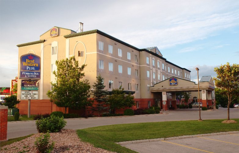 Best Western Plus Pembina Inn & Suites 1 of 14