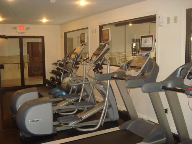 Complimentary Fitness Center 5 of 11