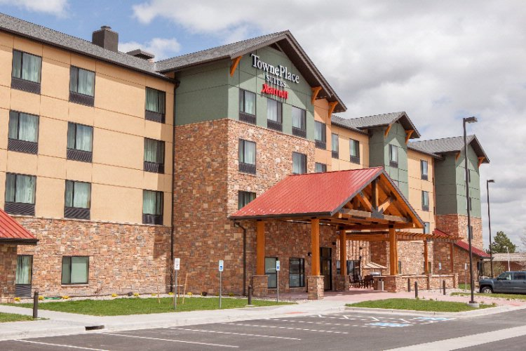 Towneplace Suites By Marriott Cheyenne 1710 West Lincolnway Wy 82001