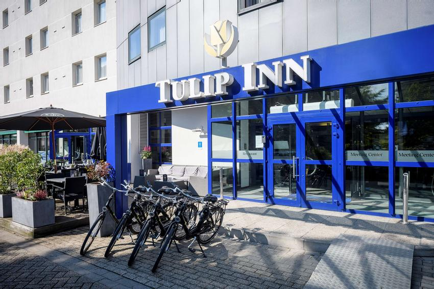 Tulip Inn Antwerpen 1 of 4