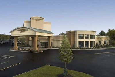 Image of Courtyard by Marriott Canton