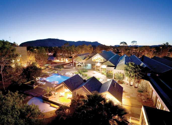 Doubletree by Hilton Alice Springs 1 of 12