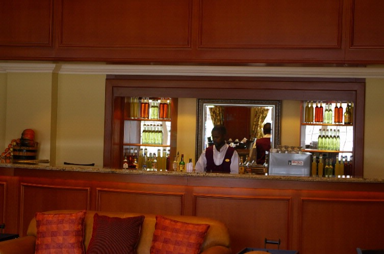 Our Bar In The Breakfast Room 5 of 10