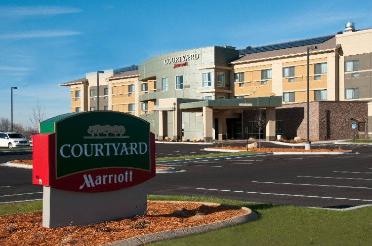 Courtyard by Marriott Hotel & Event Center 1 of 22