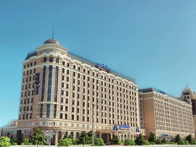 Park Inn by Radisson Hotel Astana 1 of 12